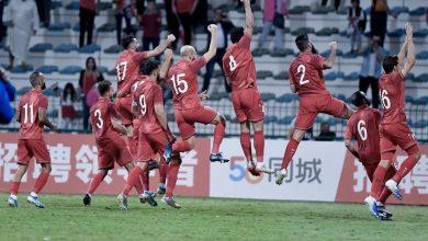 Photo of سوريا تتأهل رسمياً لنهائيات كأس آسيا الصين 2023