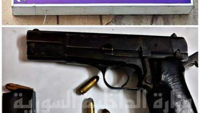Photo of أب يطلق النار على ولده ثم يقتل نفسه