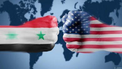 Photo of رسالة سورية جديدة إلى الولايات المتحدة !