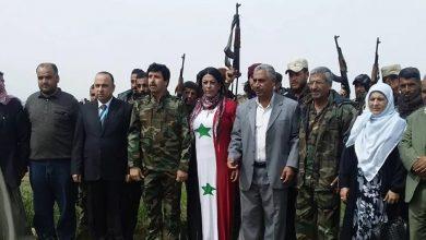 "Photo of اشتباكات بين القبائل العربية وقوات ""التحالف الأمريكي"" شرق سوريا"