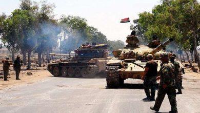 Photo of هذا ما حصل في درعا بعد تطبيق بنود الاتفاق .. أطلقو النار على الجيش