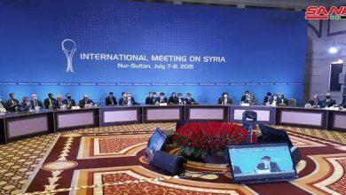 Photo of الدول الضامنة تجدد التزامها القوي بسيادة سوريا