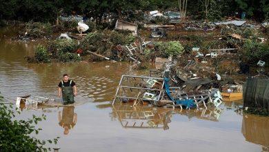 Photo of ارتفاع حصيلة ضحايا الفيضانات في ألمانيا إلى 58 قتيلاً