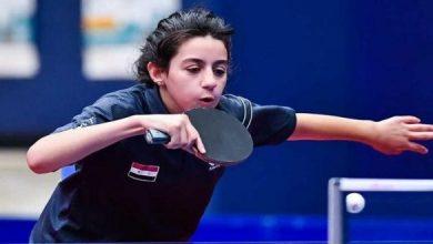 Photo of «هند ظاظا» سورية من عمر الحرب تخطف الأنظار في أولمبياد طوكيو