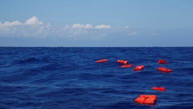 Photo of غرق مركب يقل 45 لاجئا سورياً أثناء توجهه إلى إيطاليا
