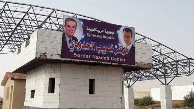 Photo of استئناف حركة التصدير من معبر نصيب مع الأردن