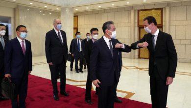 Photo of الرئيس الأسد يستقبل وانغ يي وزير خارجية الصين والوفد المرافق