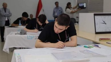 Photo of Syria participates in 2021 International Mathematical Olympiad (IMO) in Russia