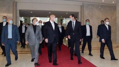 Photo of الرئيس الأسد يستقبل رئيس مجلس الشورى الإسلامي الإيراني و تناول العلاقات الثنائية بين البلدين