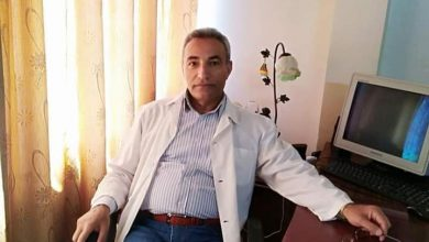 Photo of السويداء تنعي نقيب أطبائها الدكتور زياد غانم