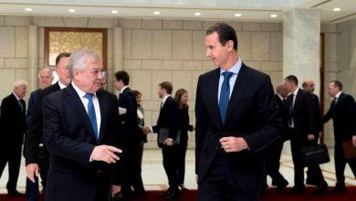 Photo of «وفد روسي» لبحث ملف أستانا مع الرئيس الأسد