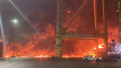 Photo of لا إصابات بإنفجار «ميناء جبل علي» بدبي