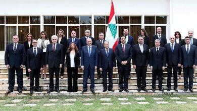 Photo of الحكومة اللبنانية تعد وفداً رسمياً لزيارة سوريا