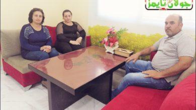 Photo of السيدة سراب قرقماز قصة نجاح و تفوق بعد انقطاع 16 عاما عن الدراسة (فيديو)