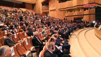 Photo of انطلاق الاجتماع المشترك السوري الروسي لمتابعة أعمال المؤتمر الدولي حول عودة اللاجئين والمهجرين السوريين