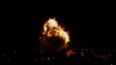 Photo of الاحتلال الإسرائيلي يشن عدة غارات على «قطاع غزة»