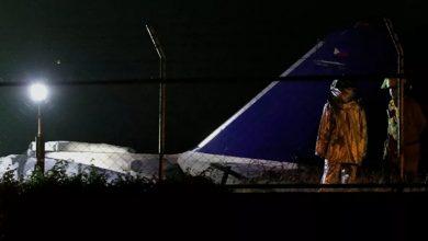 Photo of تحطم طائرة عسكرية فلبينية وعلى متنها 85 شخصا
