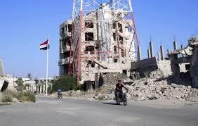 Photo of «درعا البلد» .. لا معركة.. الحل السلمي يكسب الرهان