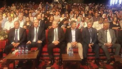 Photo of انطلاق فعاليات مهرجان القلعة والوادي في حمص