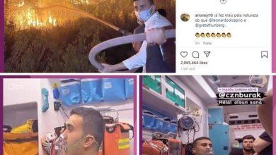 Photo of اختناق الشيف التركي بوراك أثناء مساعدته بإخماد حريق في تركيا