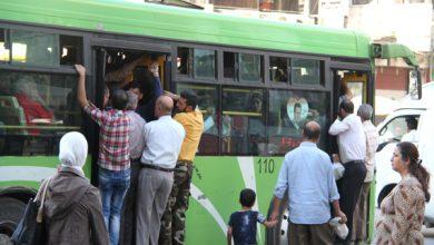 Photo of تشغيل باص خط واحد من كفرسوسة إلى كلية الهمك بدمشق