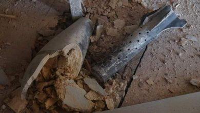 Photo of Turkish occupation, its mercenaries launch artillery shells on Hasaka countryside