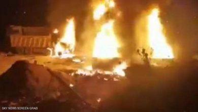 Photo of مقتل 20 شخصا على الأقل بانفجار شمالي لبنان