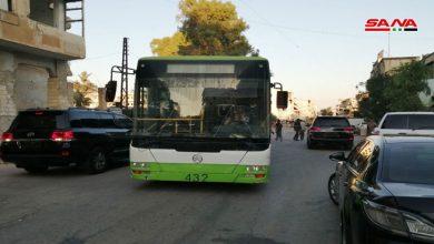 Photo of إرهابيي درعا.. نكث الاتفاق وإطلاق رصاص عند خروج الباص الأخضر الأول