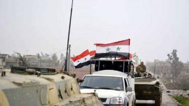 "Photo of ""الوطن"": كافة عناصر الجيش  المخطوفين في درعا عادوا إلى مقراتهم سالمين"