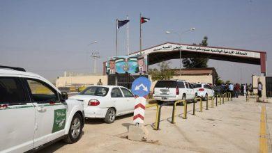 """Photo of الأردن يغلق معبر """"جابر نصيب"""" الحدودي مع سوريا بسبب التطورات الأمنية في درعا"""
