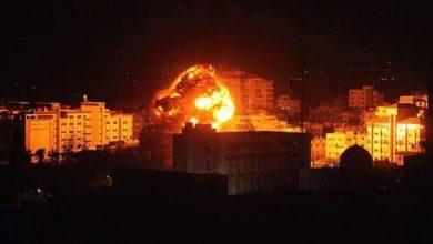 Photo of Isra*eli occupation warplanes launch new aggression on Gaza