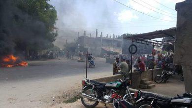 Photo of بسبب تلوث مياه الشرب.. احتجاجات وقطع طريق «صافيتا – طرطوس»