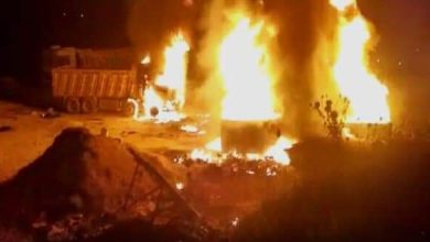Photo of Twenty killed, 80 injured in fuel tanker explosion in Lebanon