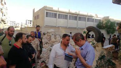 Photo of التجهيز لخروج الدفعة الأولى للمسلحين الرافضين للإتفاق في درعا