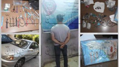 Photo of أقدم على قتل الطبيب كنان علي باستخدام المتفجرات و الفاعل بقبضة العدالة