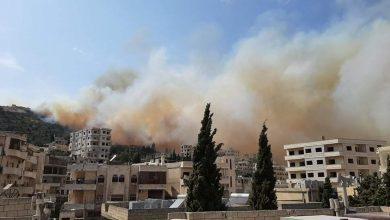 Photo of تجدد الحرائق بجبال مصياف (صور)
