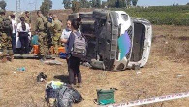 Photo of الجولان المحتل – وفاة إمراة وإصابة 6 أخرين بحادث سير خطير على طريق «واسط-مسعدة»