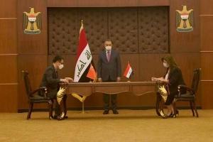Photo of العراق توقع مع الصين عقداً لإنشاء محطات طاقة شمسية بسعة تصل لـ 2000 ميغاواط