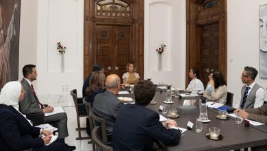 Photo of لتطوير النظام التعليمي..  «سيدة الياسمين» تناقش كيفية استثمار نتائج عمل الأولمبياد العلمي