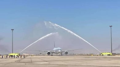 Photo of Arrival of the first flights of the Pakistan Airways to Damascus Airport