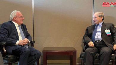 Photo of في نيويورك.. لقاءات دبلوماسية سورية مع وزراء خارجية عدة دول