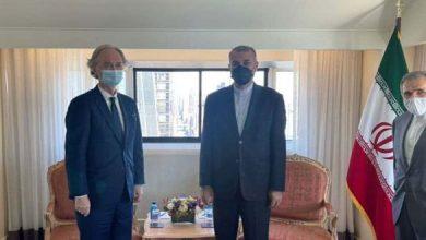 Photo of إيران تؤكد مجدداً دعم وحدة وسيادة الأراضي السورية