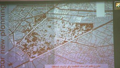 Photo of «مخطط تنظيمي» جديد لجوبر والمناطق المحيطة بها