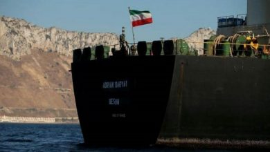 Photo of وصول الباخرة الايرانية الثانية المُحملة بالمازوت إلى مرفأ بانياس