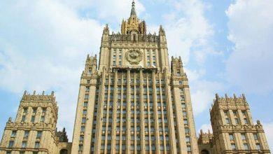Photo of الخارجية الروسية: استقرار المنطقة مرتبط بسوريا