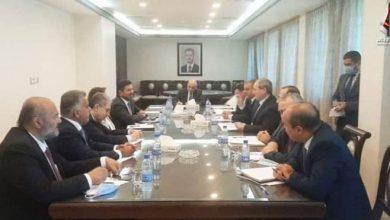 Photo of Syria, Lebanon discuss bilateral cooperation