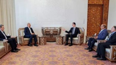 Photo of President al-Assad receives Dr. Talal Naji, discusses situation on the Syrian and Palestinian arenas