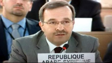 Photo of Ambassador Ala: Coercive measures that target Syria harm its efforts in development and reconstruction