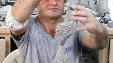 Photo of محافظ السويداء ينقل برقية تعزية الرئيس الأسد و السيدة الأولى بوفاة النحات فؤاد أبو عساف