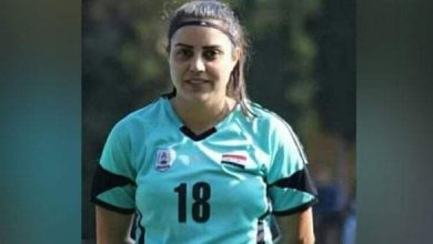 Photo of استعارة مريند دهام لاعبة كرة القدم للسيدات لصالح نادي العربي في السويداء